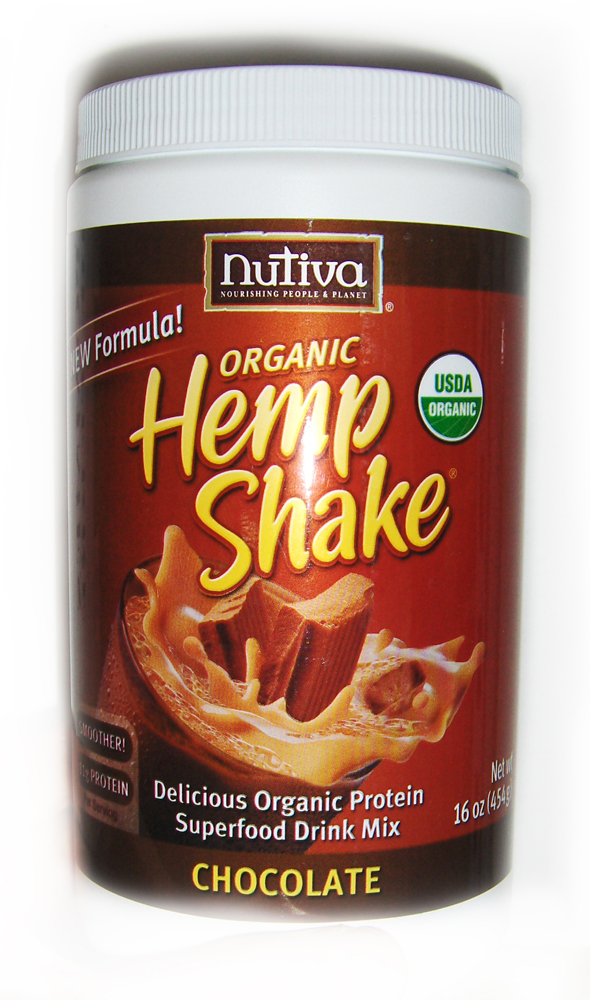 Hemp Shake Chocolate